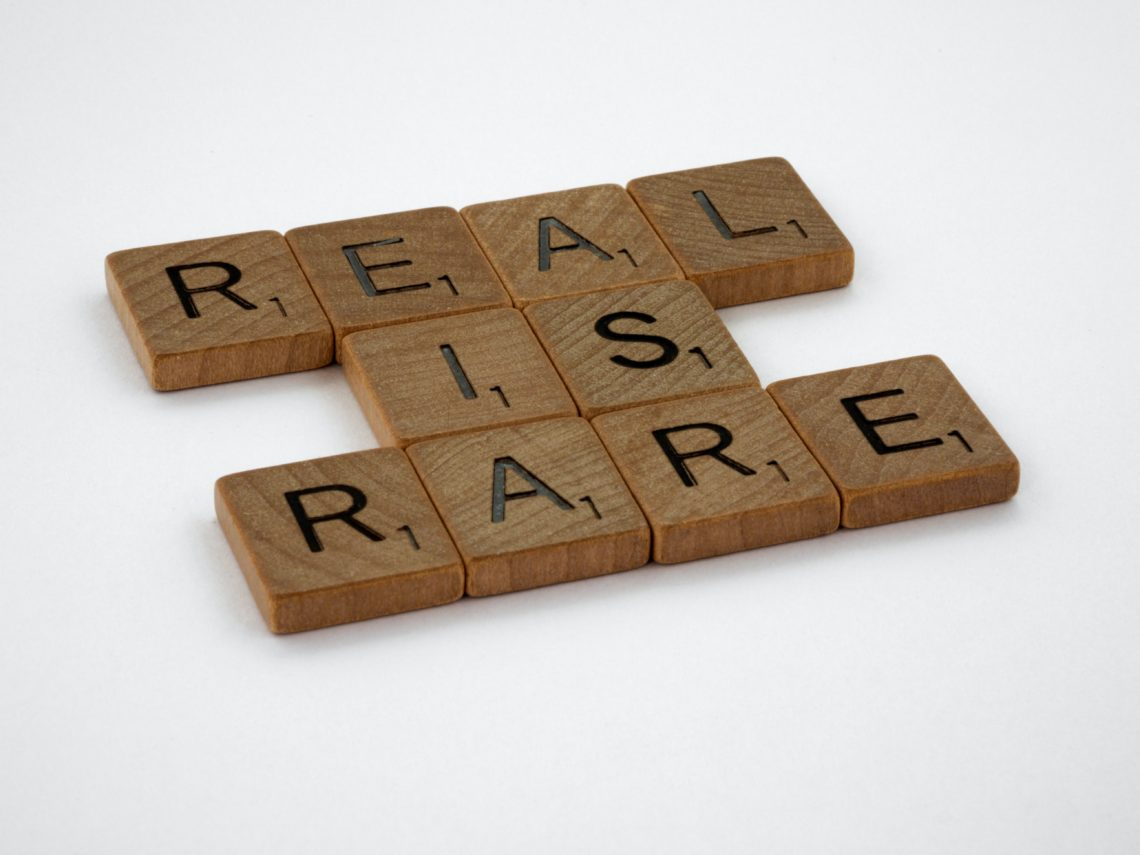 Steine Real is Rare